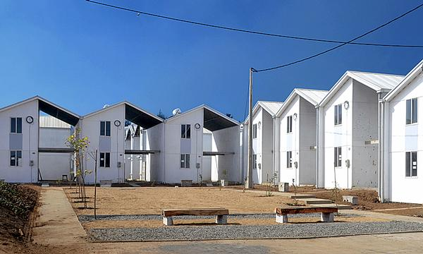Earlier this year, Aravena announced that he would make a number of his housing designs available for free / ©Elemental