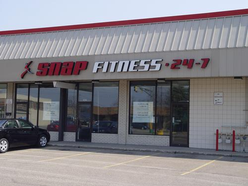 The first Snap Fitness gym under the new UK agreement is expected to launch in March, although the location has yet to be revealed / Snap Fitness