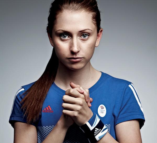 Olympic champion, Laura Trott OBE