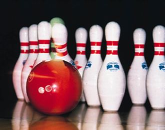 Freedom to convert sports centre to 10-pin bowling facility