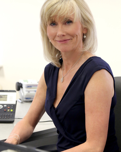 Jenny Patrickson, Managing Director ,