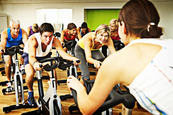 The US gym market is speeding ahead, with major growth since 2009 / SHUTTERSTOCK.COM