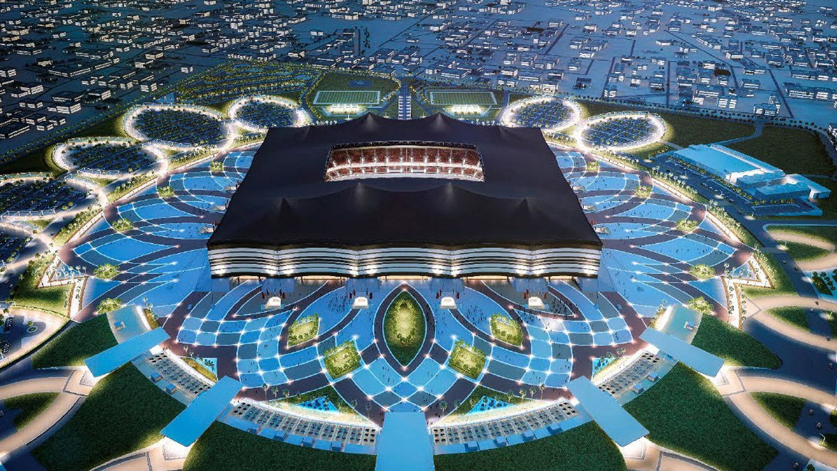 Qatar reveals designs for World Cup 2022 stadium