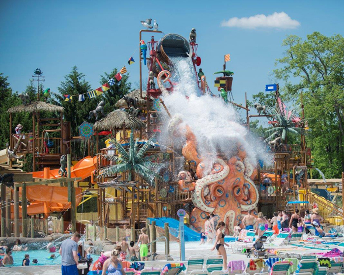 Award-winning AquaPlay attraction drives record park attendance