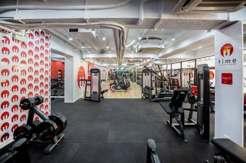 Equipment has been supplied by Octane Fitness, Trigger Point, TRX, ViPR and Life Fitness