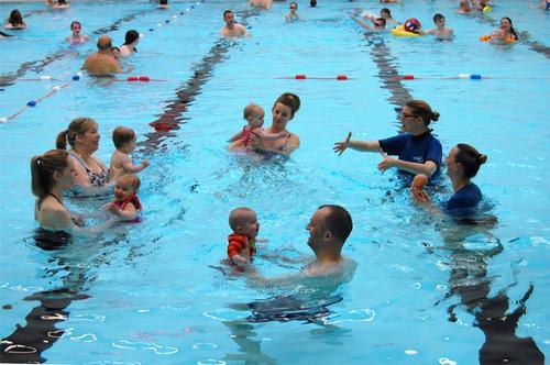 Aberdeen's new £22m Aquatics Centre opens to the public