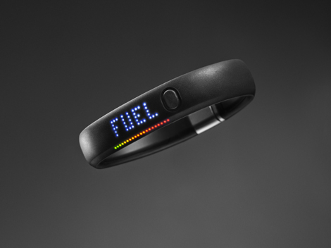 The Nike+ Fuel Band is one of many new activity monitoring devices