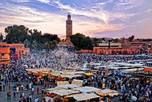 Starwood's W hotel brand to debut in Marrakech in 2017