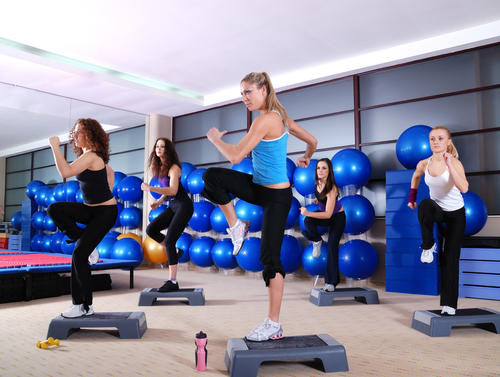 Fitness industry confidence 'on the up'