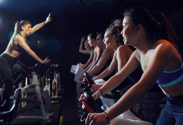 A huge 63 per cent of revenue is spent on staffing fitness studios