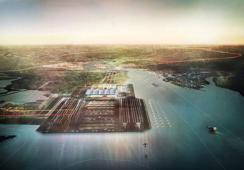 Tourism Alliance calls for progress not politicking in 'Boris Island' airport row