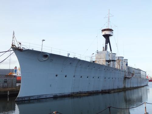 First World War battleship to become £12m floating museum
