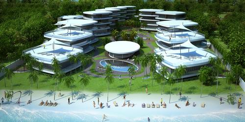 Philippe Starck's YOO-branded resort in the Philippines to launch in 2015