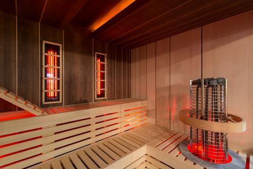 Dalesauna supplies low cost infrared sauna technology