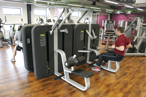 Kinesis Stations: Suitable for everyone, from the very fit to wheelchair users