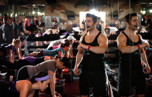 Barry's Bootcamp ready to ramp up global growth, says CEO Gonzalez