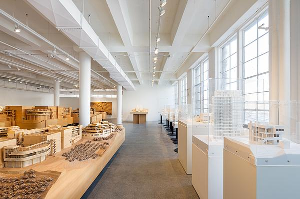 Richard Meier's Model Museum opened at the Mana Contemporary cultural centre in Jersey City in March 2014 / Photo: ©Chris Cooper