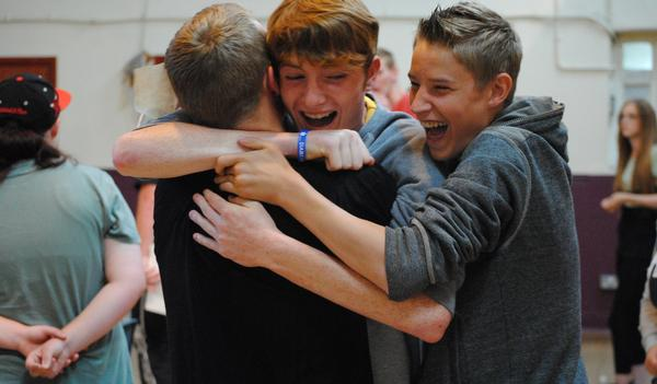 The trust has helped more than 300,000 young people in the UK