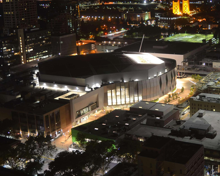 Golden 1 Centre becomes first arena to get LEED Platinum certificate