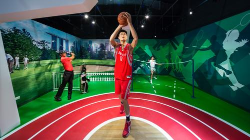 Merlin launches first Madam Tussauds in Singapore