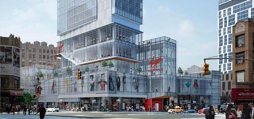 Virgin Hotels reveals New York City hotel designs