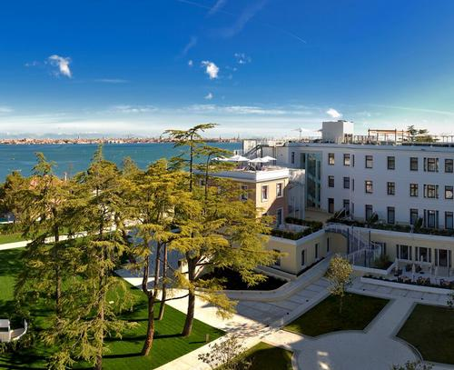 Marriott has more than 4,300 properties in 85 countries, including the JW Marriott Venice, shown / Marriott
