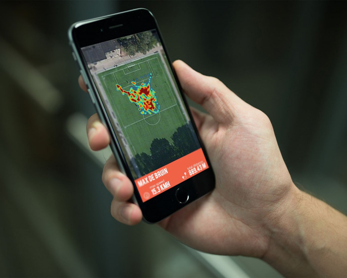 Professional-level game play tracking will be made available for all players with Dashtag mobile app