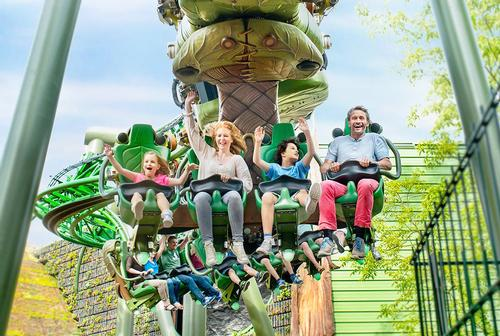 Bumper summer means record-breaking business for Europa Park