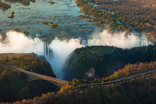 Zimbabwe wants Victoria Falls to host Disney theme park