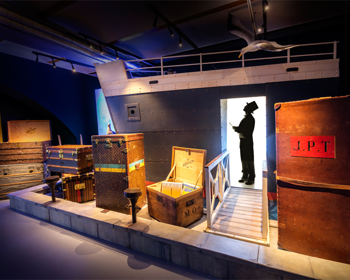 New Jora Vision exhibition takes visitors on a journey through the 'Golden Age of Travel'