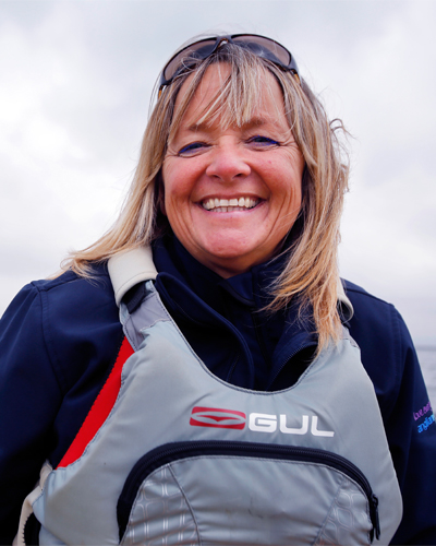 Lucy Buckyby, Recreation Team Leader, Watersports, Rutland Watersports