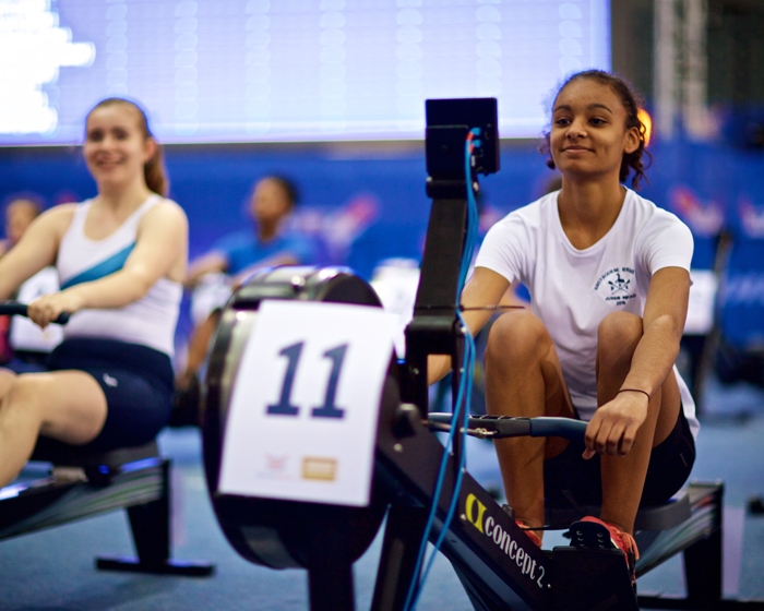Concept2 to become the official performance rowing machine for British Rowing