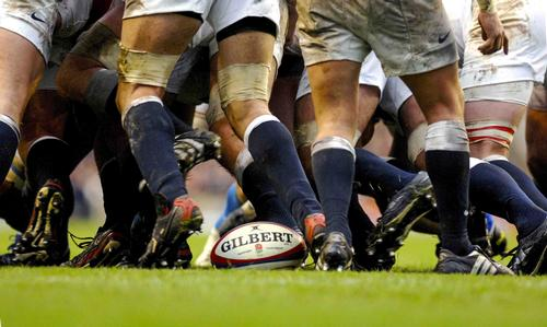 A survey of rugby players dressing room hygiene habits threw up a number of 'high-risk practices'
