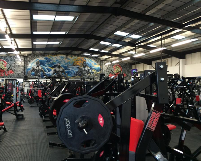 Life Fitness appoints Basildon's Ripped Gym as Hammer Strength centre