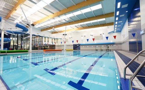 £44m leisure and education complex features dual-use innovation
