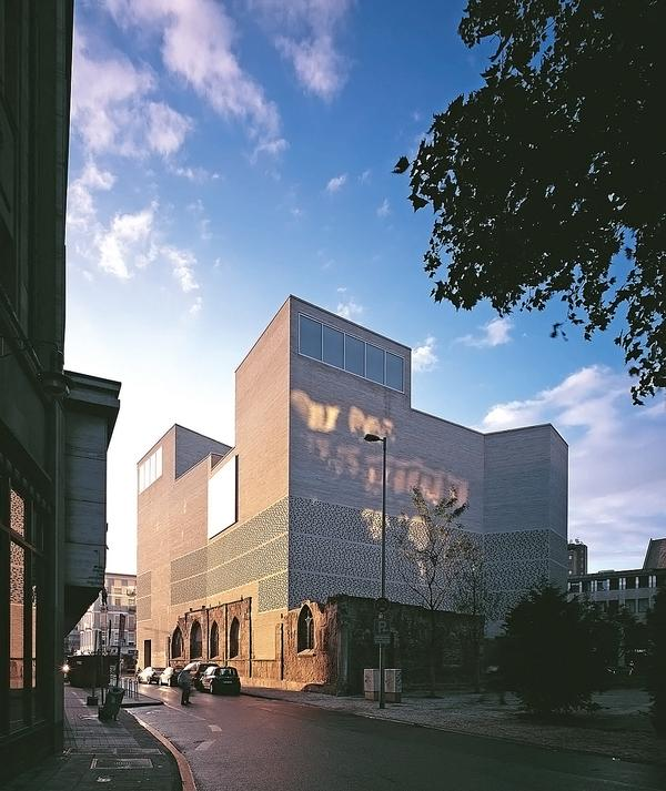 Kolumba Museum in Cologne, Germany