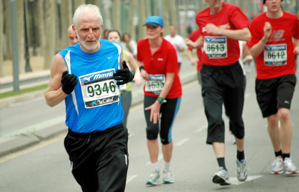 While some older people run marathons, others may need encouragement to try new sports and activities