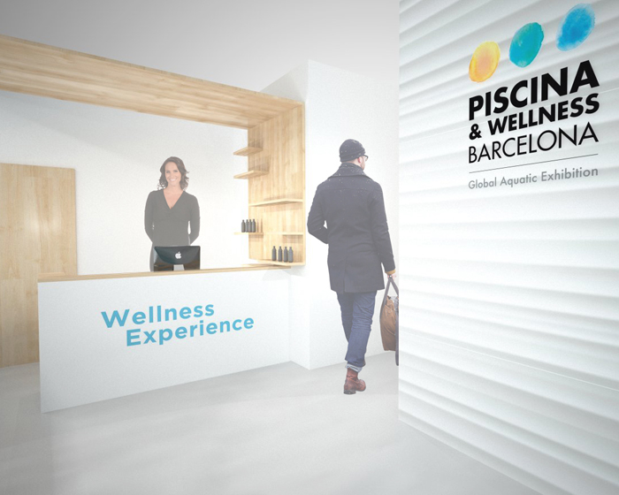 The Wellness & Spa Event is part of Piscina & Wellness Barcelona 2015
