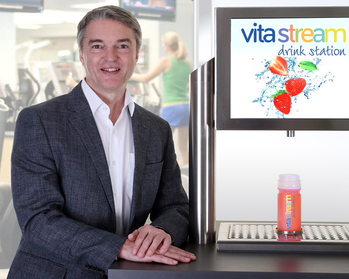 Founder and managing director Ian Webb has more than a decade's experience in workplace hydration solutions