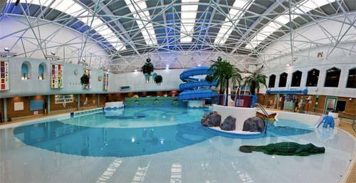Splash Community Trust took over leisure centre in 2014
