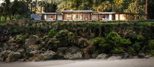 Aman has chosen organic design for the new resort / Amanera