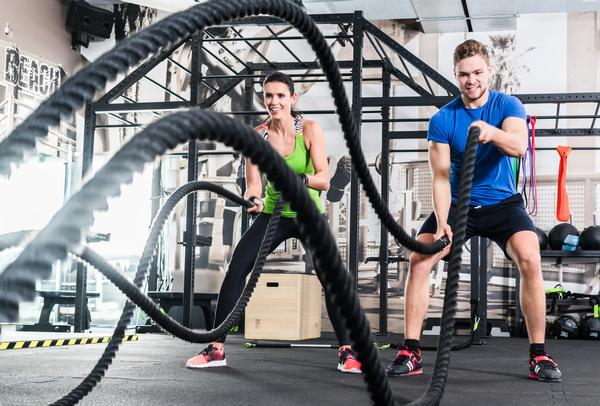 Due to its popularity, many operators are upping the number of HIIT classes to satisfy demand / PHOTO: SHUTTERSTOCK