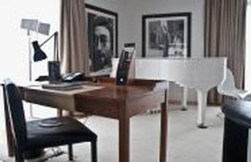 The Lennon suite at the Hard Day's Night Hotel