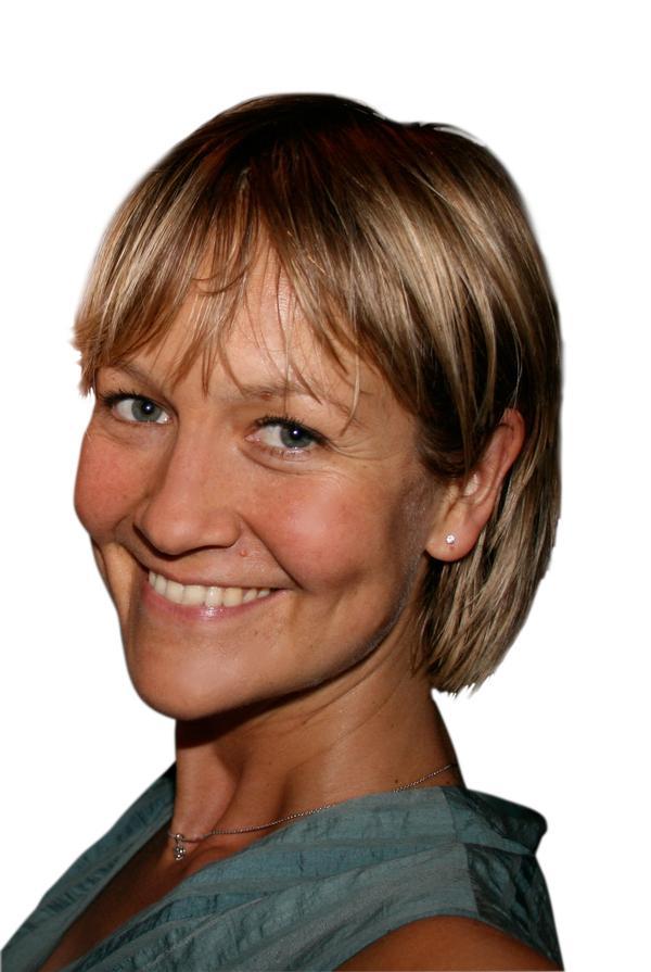 Kate Cracknell, Editor