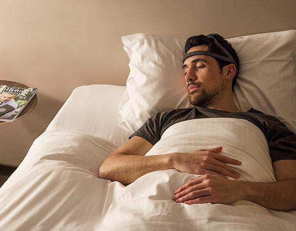 Pullman is trialling the Dreem headband to track and promote sleep