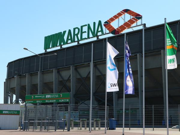 FC Augsburg's WWK Arena is one of the most sustaintable in the world