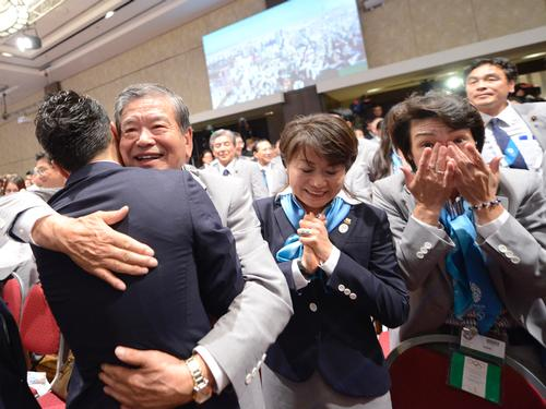 This will be Japan's fourth Olympic Games / International Olympic Committee