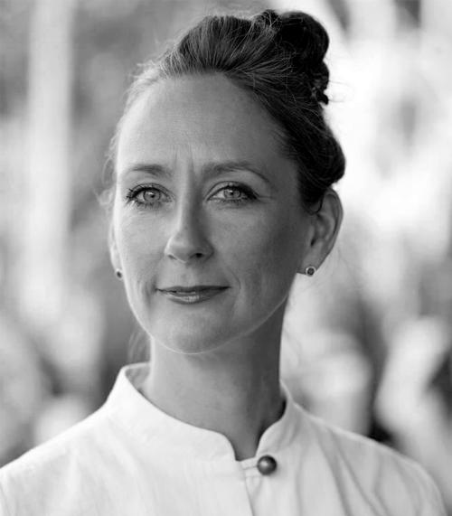 Shiela McCann is the general manager of the Chiva-Som destination spa in Thailand