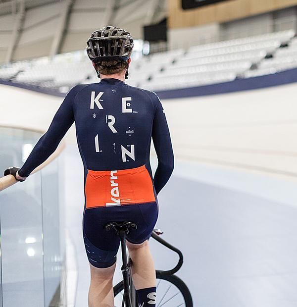 The venue has a 250-metre cycling track / PHOTO: AIDAN MURPHY
