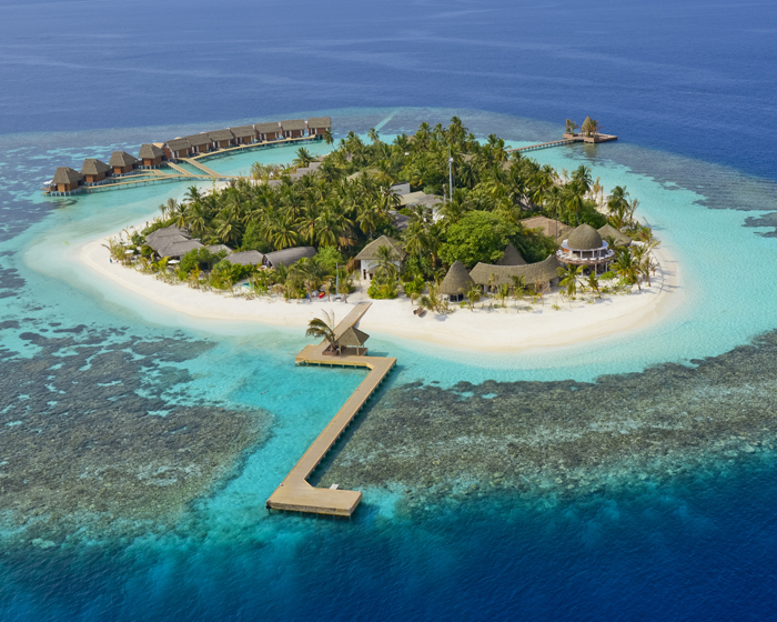 Voya partners with luxury Maldives island resort spa